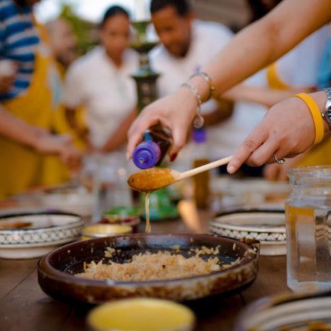 Cuisine experience incentive entreprise destination evasion