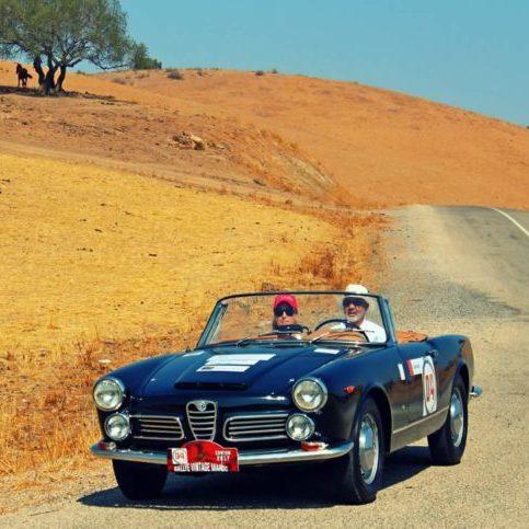vintage car motivation entreprise incentive destination evasion