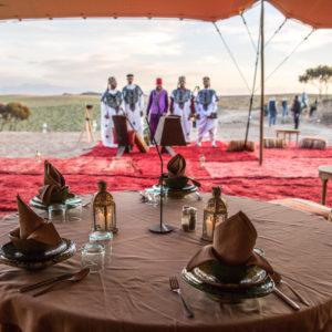 incentive entreprise Village Saharaoui Dîner Privé Gnaouas Event Agafay